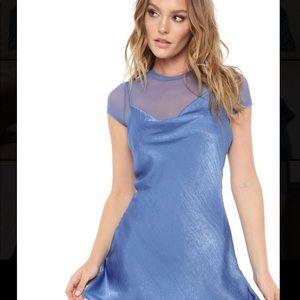 Nova Vintage | Elle Cowl Neck Dress
